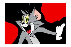 Tom ve Jerry Sticker 18