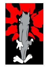 Tom ve Jerry Sticker 24