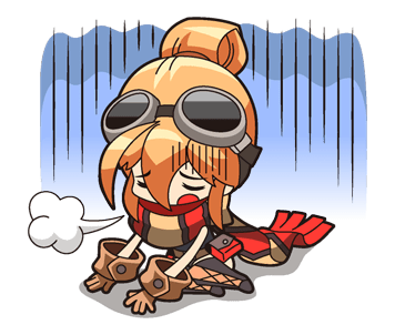 Wind Runner Sticker 9
