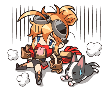 Wind Runner Sticker 3