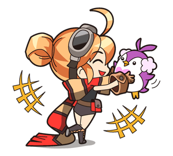 Wind Runner Sticker 6