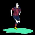 फ़ुटबॉल स्टीकर का भाषा 5