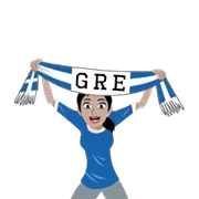 Soccer Scarves (G-U) Sticker 4