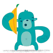 Banana Sticker 24
