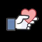 Resmi Facebook Çıkartma Beğeni 4