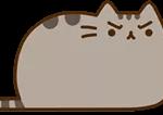 Pusheen Sticker 1
