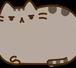 Pusheen Sticker 2