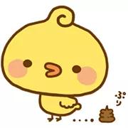 Piyomaru Sticker 17