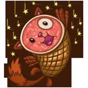 HamCat Sticker 14