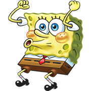 SpongeBob Sticker 2 22