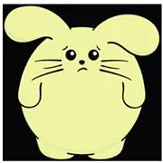 Fat Rabbit Farm Sticker 6