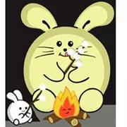 Fat Rabbit Farm Sticker 8