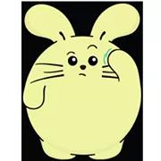 Fat Rabbit Farm Sticker 17