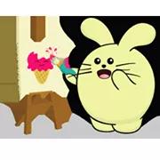 Fat Rabbit Farm Sticker 18
