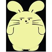 Fat Rabbit Farm Sticker 22