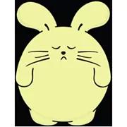 Fat Rabbit Farm Sticker 35