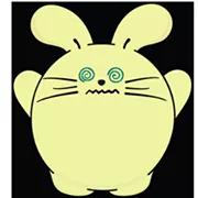 Fat Rabbit Farm Sticker 37