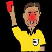 The Ref Sticker 2