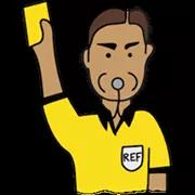 The Ref Sticker 10