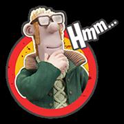 Shaun The Sheep Sticker 2 24