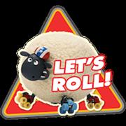 Shaun The Sheep Sticker 2 1