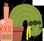 Prickly Pear Sticker 10