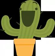 Prickly Pear Sticker 11