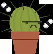 Prickly Pear Sticker 13