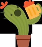 Prickly Pear Sticker 18