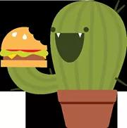 Prickly Pear Sticker 27
