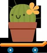 Prickly Pear Sticker 31