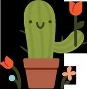 Prickly Pear Sticker 36