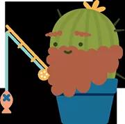 Prickly Pear Sticker 39