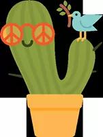 Prickly Pear Sticker 41
