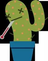 Prickly Pear Sticker 43