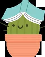 Prickly Pear Sticker 44