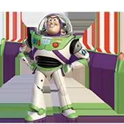 Η Pixar Pack αυτοκόλλητο 24