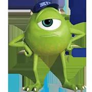Η Pixar Pack αυτοκόλλητο 5