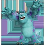 Η Pixar Pack αυτοκόλλητο 12