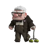 Η Pixar Pack αυτοκόλλητο 17