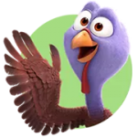 Gratis Sticker Vogels 2