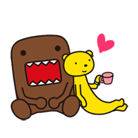 Domo Kun Sticker 27