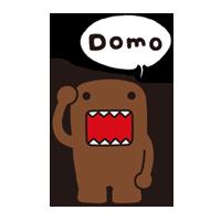 Domo Kun Sticker 33