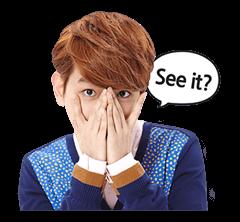 EXO Special Edition Sticker 4
