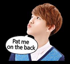 EXO Special Edition Sticker 6