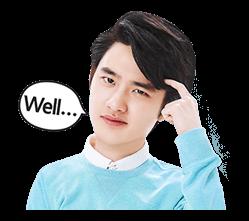EXO Special Edition Sticker 10