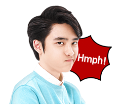 EXO Special Edition Sticker 11