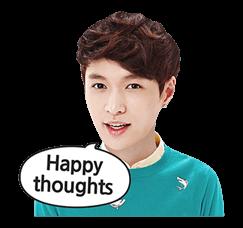 EXO Special Edition Sticker 21