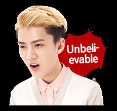 EXO Special Edition Sticker 22