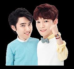 EXO Special Edition Sticker 34